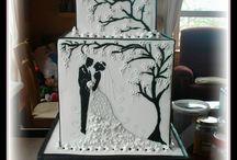 Svadobné torty - M&M