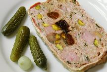 pates and terrines