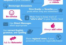 Twitter for Bloggers / Tips for online influencers and bloggers on how to use Twitter to boost your business.