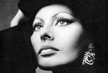 Vintage Beauties: Sophia Loren / by Dynees