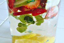 Lekkere sappen/ en Groente en Fruit Wekken