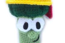 Crochet - Amigurumi / by Casey Haughland