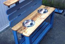 outdoor kids wash basin ideas