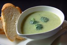 """Broccoli Soup / """"This recipe is thick and flavorful. It is simple, delicious, and quick to make, enjoy (I know you will)."""" http://bestlifeblueprint.bizblueprint.com/healthy-recipies/broccoli-soup"""