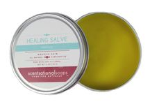 Propolis Healing Salve / After cleansing your hands, face or body with any of our Honeybee Natural soaps or body wash then apply our Propolis Healing Salve which has natural healing botanicals and essential oils to help reduce skin irritation, inflammation, and bacteria to the specific problem areas.