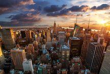 CYTIES / New York, Paris, Chicago...