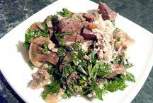 Мясные блюда / Что приготовить из мяса, как главное блюдо