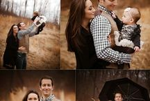 Family (Of 3) Portrait Photography Inspiration
