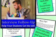 Vocational & Career Tech / Vocational and Career Technology materials and ideas for High School and Middle School students and teachers