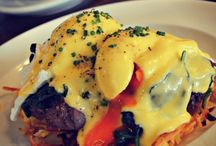 Places to eat eggs in London
