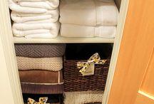 Organize Hall Closet