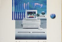 Apple Advertising Posters