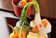 懐石料理(日本料理)