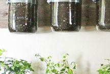 Idées déco fleurs - lifestyle / Inspiration décoration extérieure et intérieure à base de fleurs