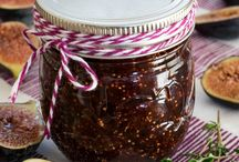 Jams, jellies and canning