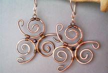joyería cobre