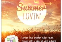 Summer Lovin' / Things Montino love about summer.