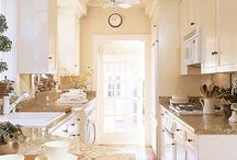 Kitchens / Beautiful spaces to cook