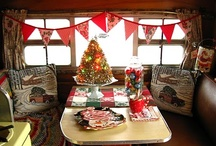Trailers in the Holiday Spirit / Get in the Spirit Sister-style, with Holiday decorations made for your home away from home.  / by Sisters On The Fly