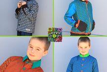 Boys ShweShwe - JenniDezigns Collection