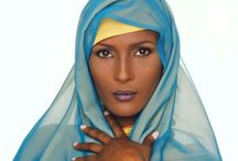Waris Dirie / De dame bewondering ik enorm. Haar strijd tegen genitale verminkingen moeten we met ons allen steunen!