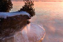 Door County Winter Wonderland