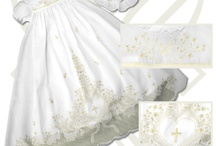 Christening / Christening and Dedication Gowns and Special Apparel / by Designs By Jane