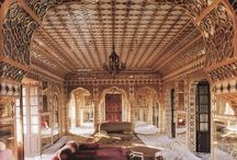 Oriental Architecture and Interior (food) / Oriental (meaning from Morocco trough Middle East to Iran) Architecture and Interior and Design