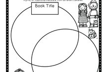 Graphic Organizers / by Lisa Sebald