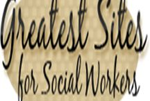 Social Work / by Julie Reed