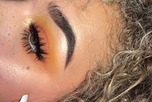 Make-up on fleek✨⚡️
