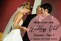 Wedding Sewing Tutorials / by Baby Lock