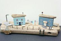 drıftwood house