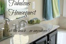 Home: Houseguests / by Mama's Ditjes En Datjes