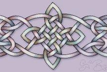 disegni celtici
