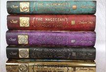 books! / by Sarah Bahrt