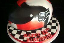 Jack 15th birthday cake ideas