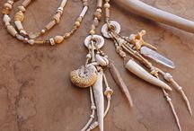 Desert Talismans / My own work...Desert Primitive adornments, artwork and ceremonial arts.  See them at my website and shop, www.deserttalismans.com and Desert Talismans on Etsy.