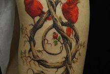 Amazing tattoos / Everything from flowers to dragons, any tattoo that is eye catching and beautiful!