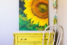 DECORATING [DINING ROOM] / by Ramey