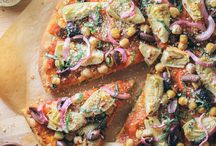 {vegan pizza}