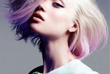 Pastel Rainbow Hair / Ce mois ci nous sommes fan du pastel ! On vous a préparé les plus beaux pastel #rainbowhair