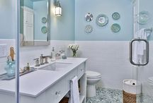 Decor & Design-Bathrooms / Primarily Beach House Themed / by K Blanco