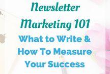List buidling / email marketing, email tips, newsletter, mailchimp, convertkit, ems, marketing, Mailerlite, list building, building an email list