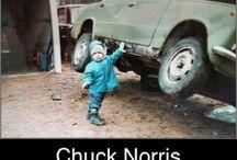 Chuck Norris Funnies