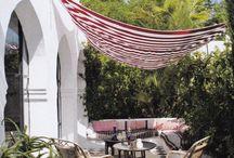 Easy terrace
