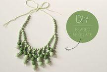 Jewelry Tutorials: Necklaces