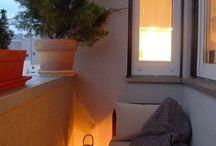 Piha / piha, parveke, patio, terassi