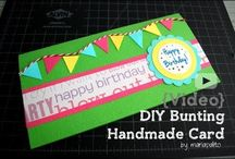 HOW TO MAKE A CARD?