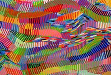 MARTINA NEHRLING Vivid and Continuous / An exhibition of new acrylic paintings on canvas by Chicago-cased artist, Martina Nehrling. February 12th - March 14th, 2015 at Kathryn Markel Fine Arts in Chelsea, NYC http://bit.ly/2bMNTkH